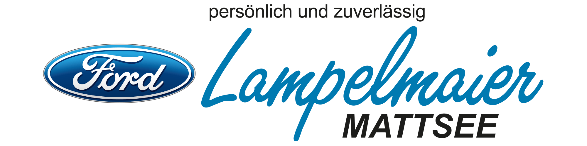 Ford Lampelmaier in Mattsee - Logo